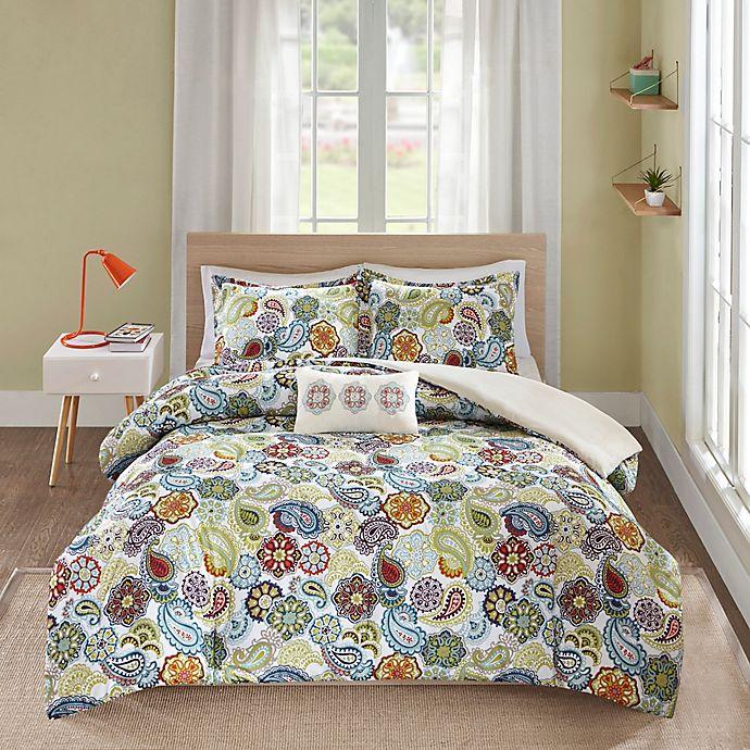Alternate image 1 for Mi Zone Tamil Reversible Twin/Twin XL Comforter Set