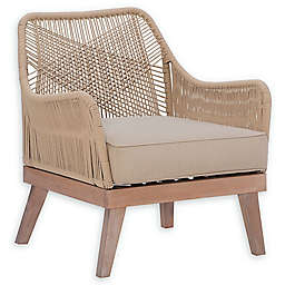 Rossmore Rope Chair in Natural