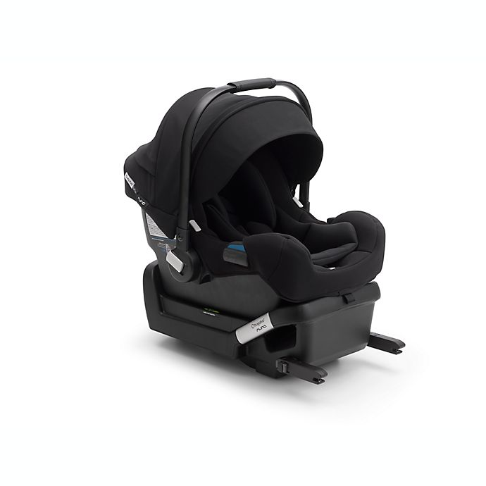 Alternate image 1 for Bugaboo Turtle One by Nuna® Infant Car Seat in Black