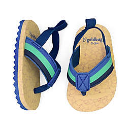 goldbug™ Colorblock Thong Sandal in Blue