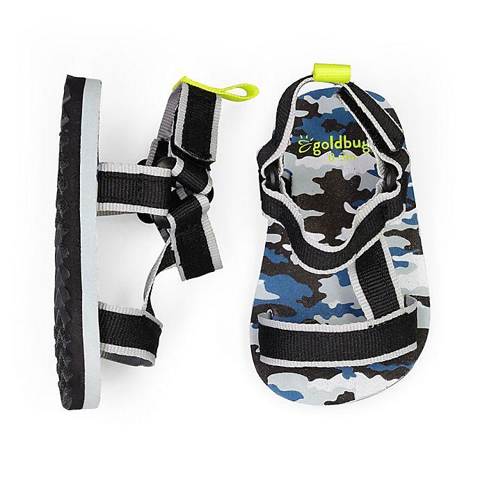 Alternate image 1 for goldbug™ Webbing Sandal in Camouflage