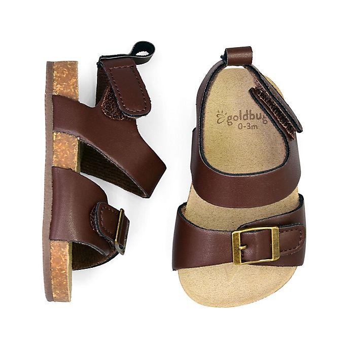 Alternate image 1 for goldbug™ Classic Faux Leather Sandal