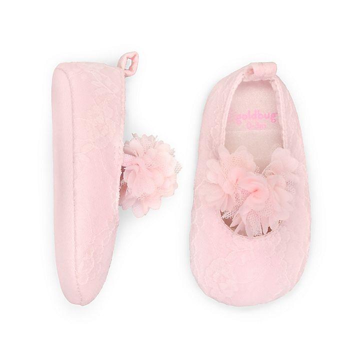 Alternate image 1 for goldbug™ Mary Jane Lace Shoe
