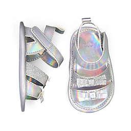 goldbug™ Bow Sandal in Silver