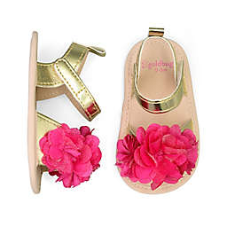goldbug™ Iridescent Plumes Sandal in Pink Multi