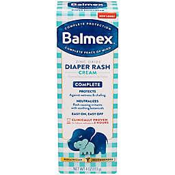 Balmex® 4 oz. Zinc Oxide Diaper Rash Cream Tube