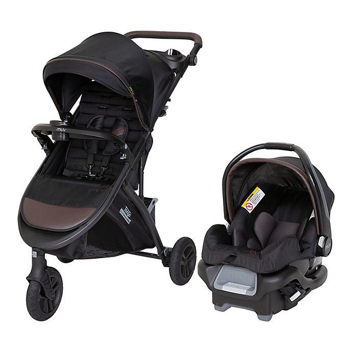 Alternate image 1 for Baby Trend® MUV® Tango All-Terrain PRO Travel System in Black