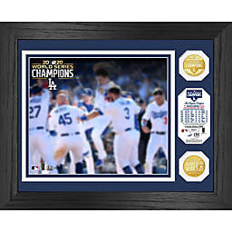 MLB Los Angeles Dodgers 2020 World Series Champions Celebration Coin Photo Mint