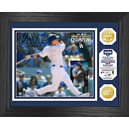 MLB Los Angeles Dodgers 2020 World Series MVP Coin Photo Mint