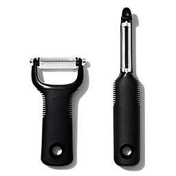 OXO Good Grips® 2-Piece Stainless Steel Peeler Set