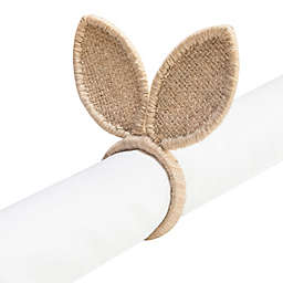 Easter Bunny Ears Napkin Rings (Set of 4)