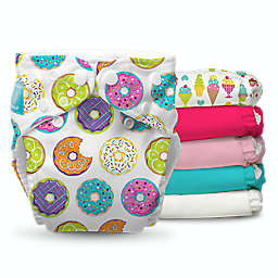 Charlie Banana® Dessert One Size 18-Count Reusable Cloth Diaper Set