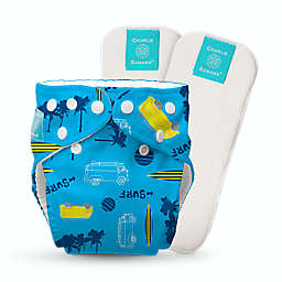 Charlie Banana® Malibu One Size Reusable Cloth Diaper