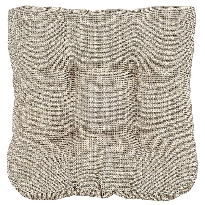 Alternate image 1 for Therapedic® Harmon Chair Pad in Tan