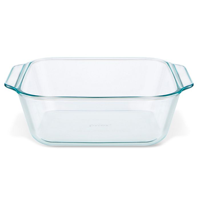 Alternate image 1 for Pyrex® Deep 8-Inch x 8-Inch Square Baking Dish