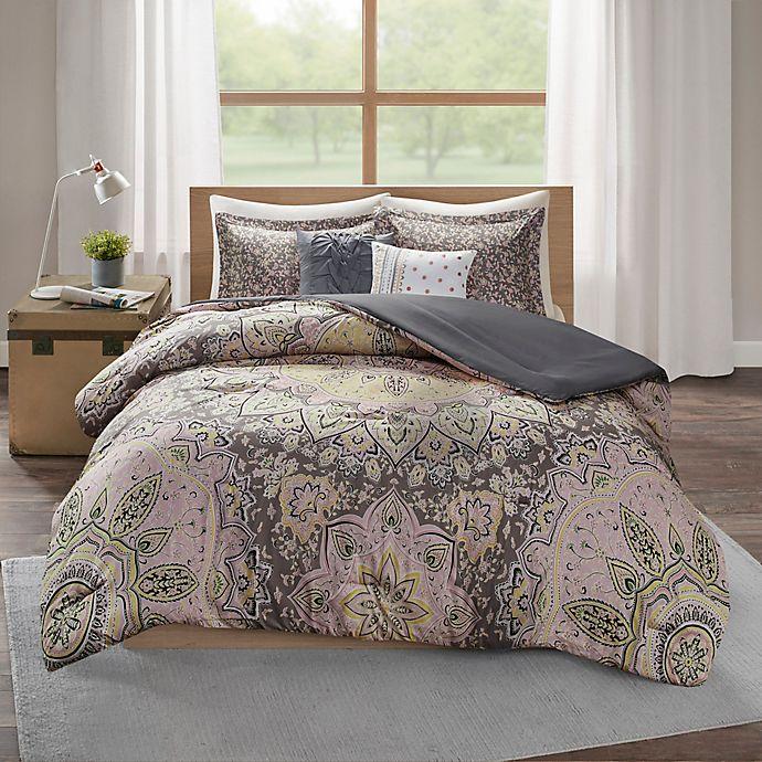 Alternate image 1 for Intelligent Design Odette Boho 5-Piece Comforter Set