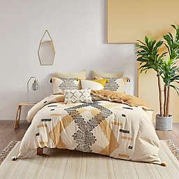 INK + IVY Arizona 3-Piece King/California King Comforter Set in Yellow