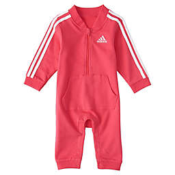 adidas® Tracksuit Coverall in Pink