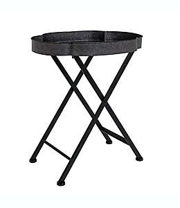 Mesa auxiliar plegable Bee & Willow™ Home color negro