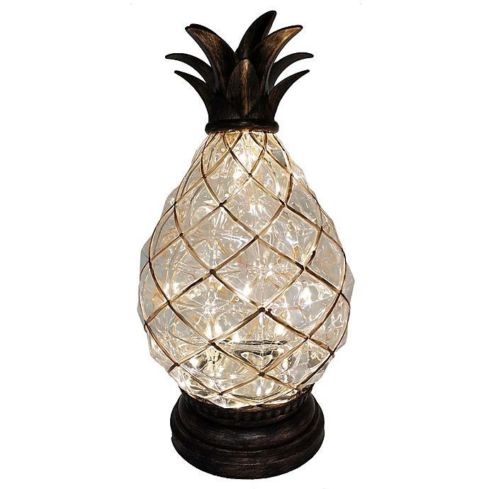 Alternate image 1 for Pineapple Decorative LED Light