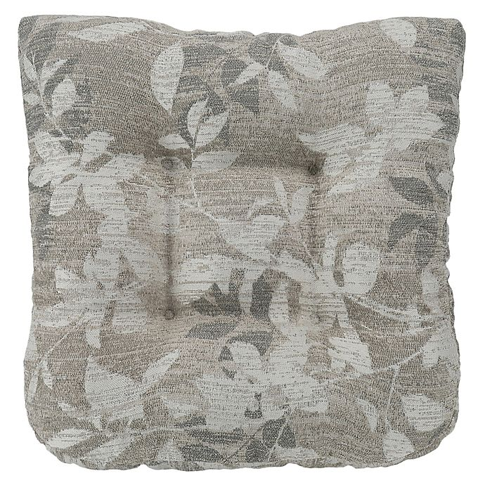 Alternate image 1 for Therapedic® Harmony Chair Pad in Taupe