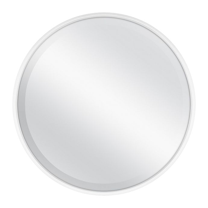 Alternate image 1 for 18-Inch Round Metal Wall Mirror