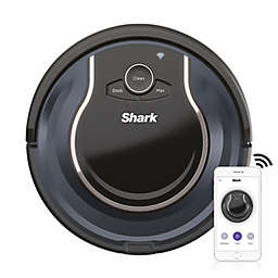 Shark ION R76 Wi-Fi-Connected Robot® Vacuum in Navy/Black