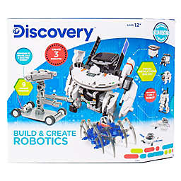 Discovery™ Build & Create Robotics
