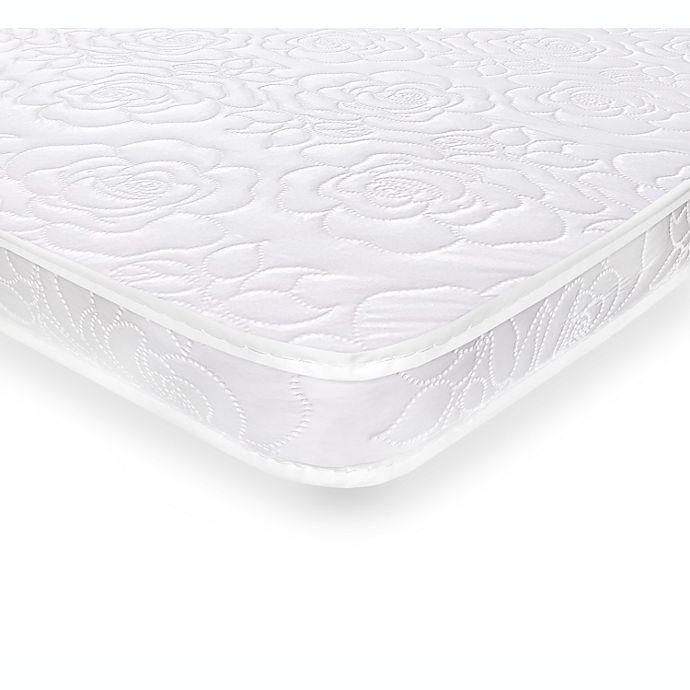 Alternate image 1 for Rectangular Bassinet Mattress in White by Colgate Mattress®