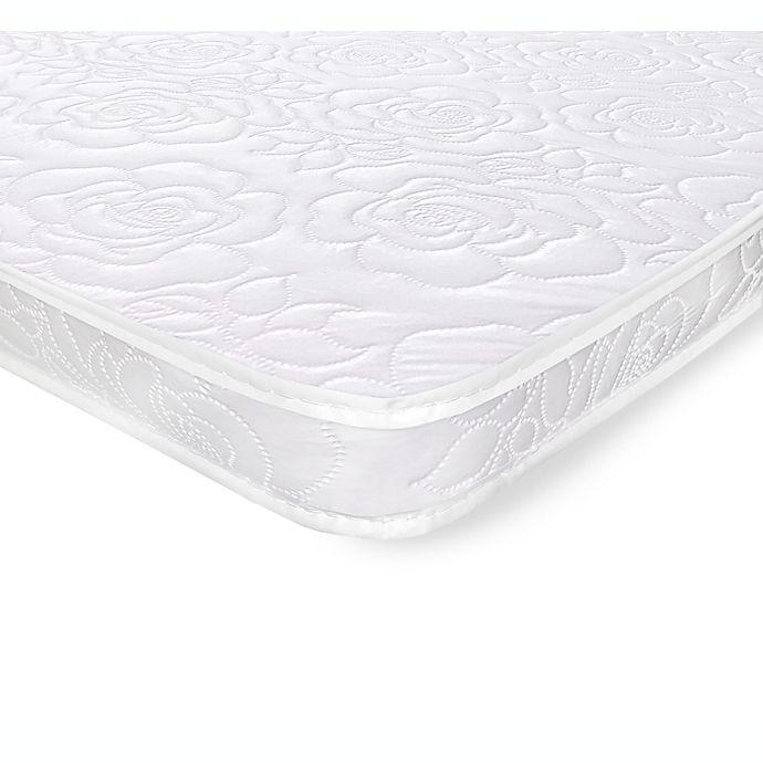 Alternate image 1 for Bassinet Mattress in White by Colgate Mattress®