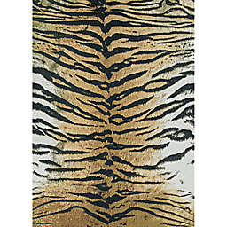 Couristan® Dolce Bengal Indoor/Outdoor Rug in Gold