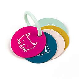 Bella Tunno® Party Animals Teething Flashcards