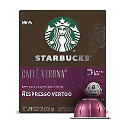 Starbucks® by Nespresso® Vertuo Line Caffè Verona Espresso Capsules 8-Count