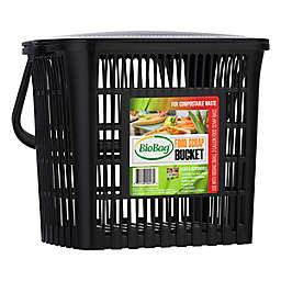 BioBag® Kitchen Counter Ventilated Compost Bucket