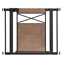 Safety 1st® Easy Install Modern Farmhouse Gate