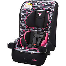 Disney® Baby Jive Minnie Stripes 2-in-1 Convertible Car Seat in Wine