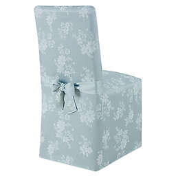 Spring Jubilee Damask Dining Chair Cover