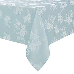 Spring Jubilee Damask 60-Inch x 120-Inch Oblong Tablecloth in Mist