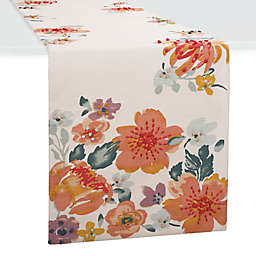 Spring Jubilee Floral 72-Inch Table Runner