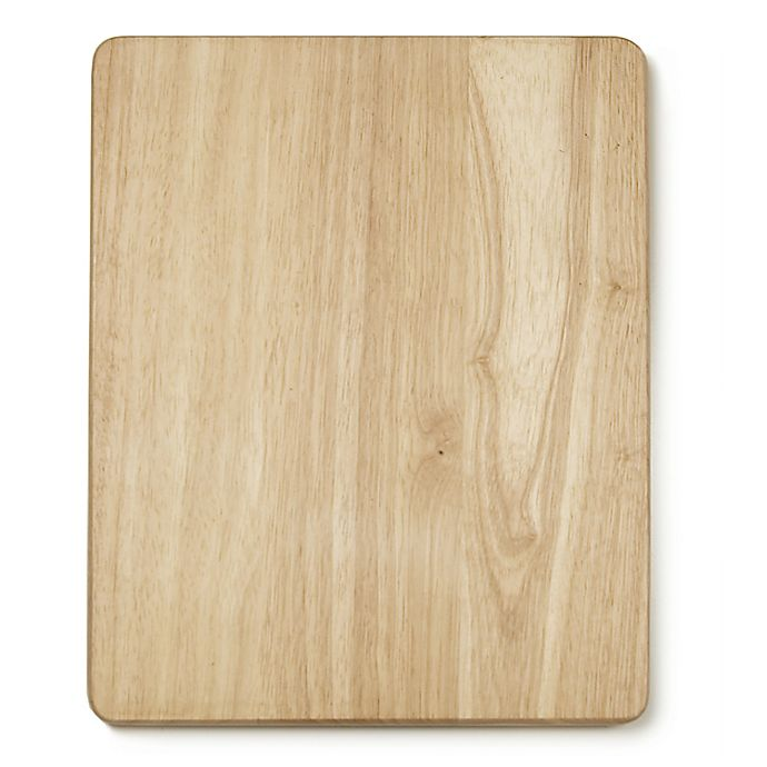 Alternate image 1 for Our Table™ Wood Cutting Board