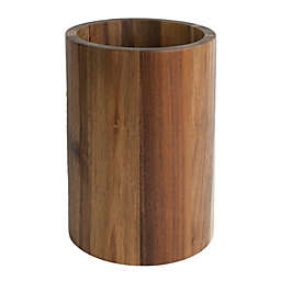 Our Table™ Acacia Utensil Holder