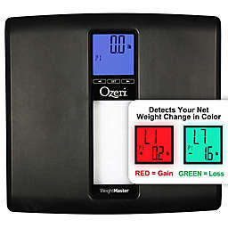 Ozeri® WeightMaster II 440 lb. Digital Bath Scale
