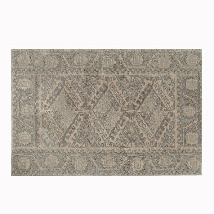 Alternate image 1 for Cashlon Canyon Accent Rug in Grey