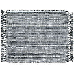 Bee & Willow™ Home Fringed Placemats in Mood Indigo (Set of 4)