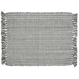 Bee & Willow™ Home Fringed Placemats in Grey (Set of 4)