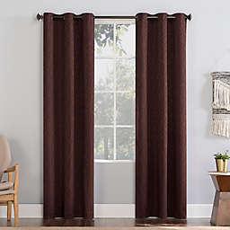 No. 918® Martias 84-Inch Room Darkening Window Curtain Panel in Red