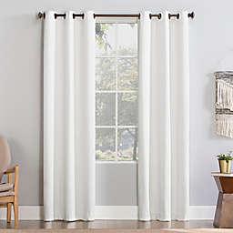 No. 918® Martias 96-Inch Room Darkening Window Curtain Panel in Pearl (Single)