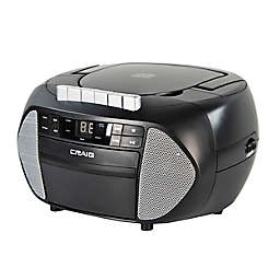 Craig CD6951 CD and Cassette Boombox