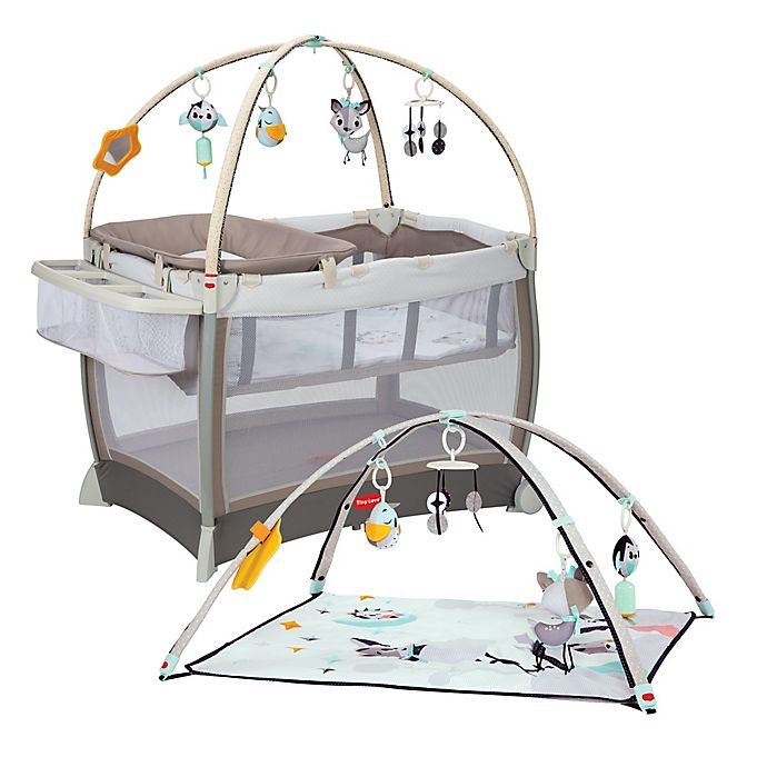 Alternate image 1 for Tiny Love® Magical Tales™ 6-in-1 Here I Grow Activity Playard