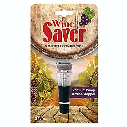 Pump N' Preserve™ Wine Stopper